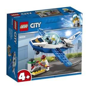 Bilde av Lego City Politi Med Jagerfly 60206