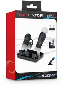 Bilde av BigBen Triple Charger For PS3 Move