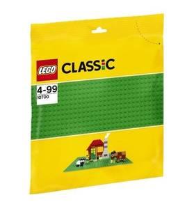 Bilde av Lego Classic GrønnBasisplate 10700