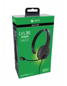 Bilde av PDP LVL 30 Chat Headset (Xbox 360)