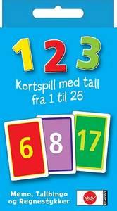 Bilde av Egmont Kortspill 123 - Norsk Utgave