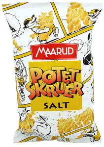 Bilde av Maarud Potetskruer Salt 90g