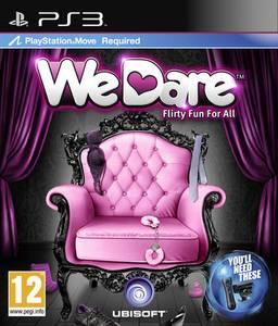 Bilde av We Dare (Krever Playstation Move) (PS3)