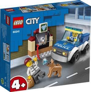 Bilde av Lego City Politiets Hundepatrulje 60241