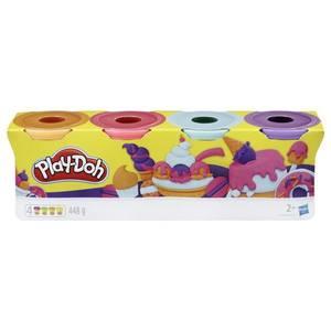 Bilde av Play-Doh 4 Klassiske Farger Assortert Nr. 3 (4