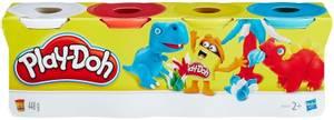 Bilde av Play-Doh 4 Klassiske Farger Assortert Nr. 1 (4