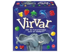 Bilde av Virvar - Norsk Utgave