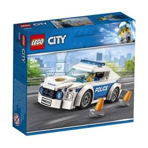 Bilde av Lego City Politiets Patruljebil 60239