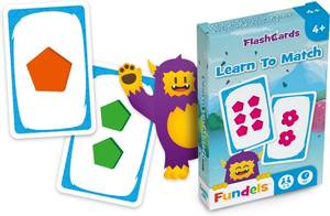 Bilde av Fundels Learn To Mach - Kortspill