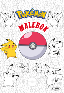 Bilde av Pokemon MalebokEgmont