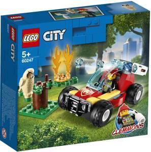 Bilde av Lego City Skogbrann 60247