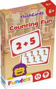 Bilde av Fundels Counting Fun - Kortspill