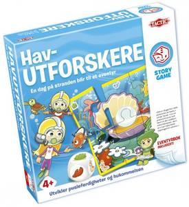 Bilde av Havutforskere Tactic - Norsk Utgave