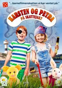 Bilde av Karsten Og Petra På Skattejakt (DVD)