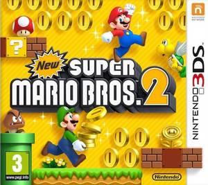 Bilde av New Super Mario Bros. 2 (3DS)