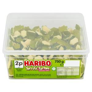 Bilde av Haribo Terrific Turtles750g - Hel Boks