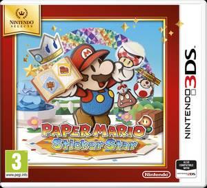 Bilde av Paper Mario - Sticker Star (Nintendo Selects)