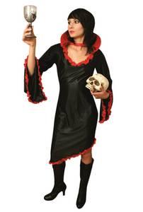Bilde av Vampyrkjole Kostyme Til Voksen One Size