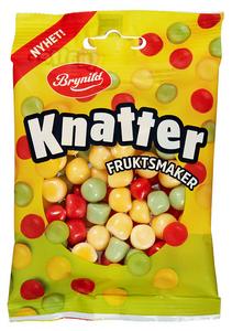 Bilde av Knatter Frukt Brynild 80g