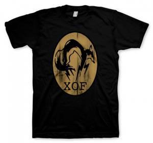 Bilde av T-Skjorte Metal Gear Solid 5 - XOF Logo