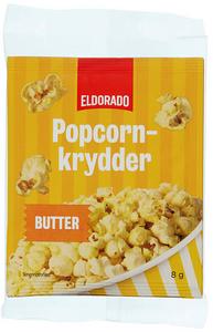 Bilde av Eldorado Popcornkrydder Butter 3x8g
