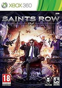 Bilde av Saints Row IV - Commander In Chief Edition (Xbox