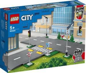 Bilde av Lego City Veiplater60304