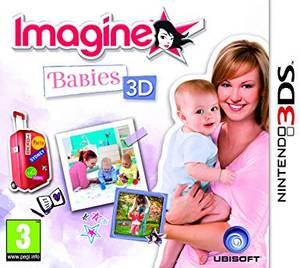 Bilde av Imagine Babies 3D (3DS)
