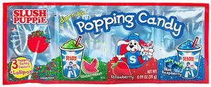 Bilde av Slush Puppie Dip-N-Lik Popping Candy 28g
