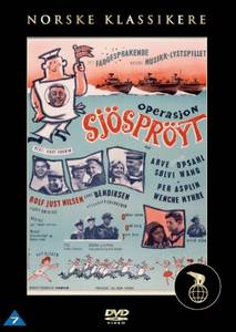 Bilde av Operasjon Sjøsprøyt (DVD)