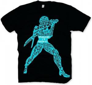 Bilde av T-Skjorte Metal Gear Rising - Chaos