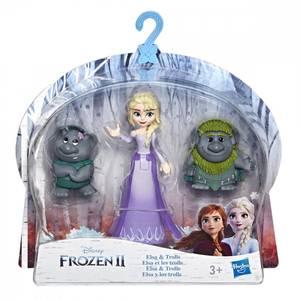 Bilde av Disney Frozen 2 - Elsa & Trolls Minifigurer 3 pkn