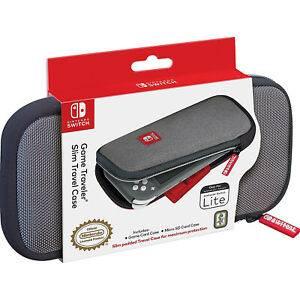 Bilde av Switch Lite Slim Travel Case - Black