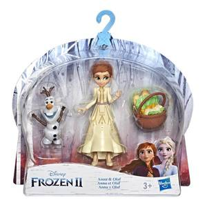 Bilde av Disney Frozen 2 - Anna & Olaf Minifigurer 2 pkn