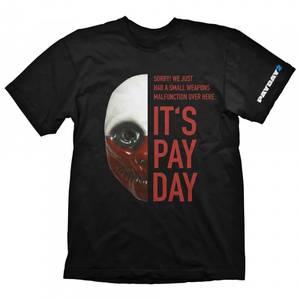 Bilde av T-Skjorte Payday 2 - Wolf Mask