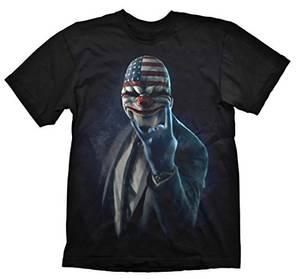 Bilde av T-Skjorte Payday 2 - Rock On