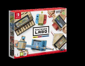 Bilde av Nintendo Labo Variety Kit (Nintendo Switch)