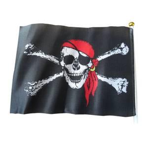 Bilde av Piratflagg Med Sugepropp