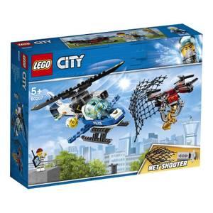 Bilde av Lego City Politi Og Dronejakt60207