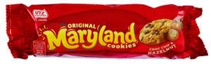 Bilde av Maryland Cookies Choc Chip & Hazelnut 136g