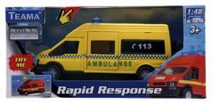 Bilde av Teama Norsk Ambulanse Med Lyd 1:48