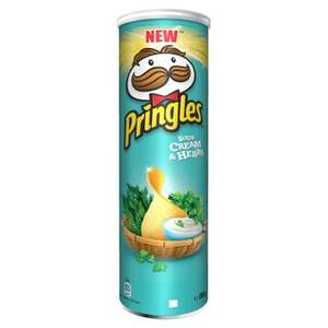 Bilde av Pringles Sour Cream & Herbs200g