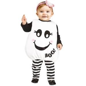 Bilde av Spøkelse Kostyme Til Baby 0-2 År