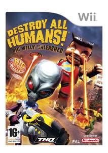 Bilde av Destroy All Humans! Big Willy Unleashed (Wii)