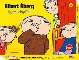 Bilde av Egmont Albert Åberg Gjemselspillet - Norsk Utgave