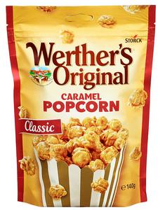 Bilde av Werther`s Original Caramel Popcorn 140g