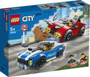 Bilde av Lego City Utrykningspolitiet60242