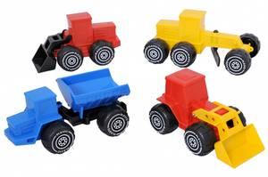 Bilde av Plasto Frontlaster, Dumper, Vegskrape, Traktor