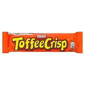 Bilde av Toffee Crisp 38g Nestlè