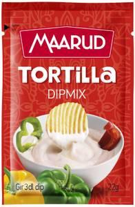 Bilde av Dipmix Tortilla Maarud 22g